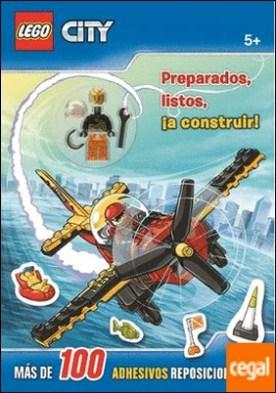 LEGO CITY 5+ PREPARADOS,LISTOS,A CONSTRUIR por AA.VV. PDF