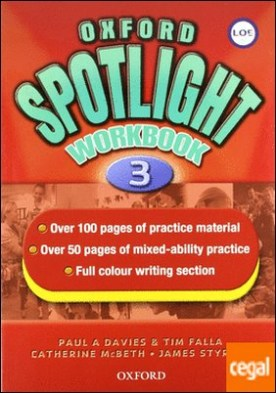 Oxford Spotlight 3. Workbook