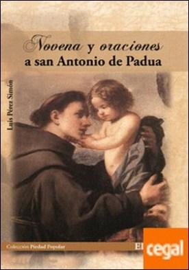 Novena y oraciones a San Antonio de Padua