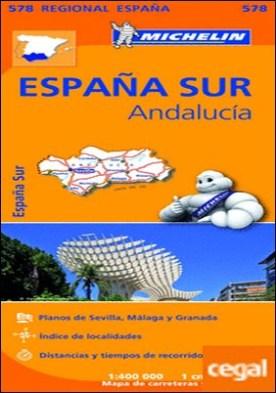 Mapa Regional Andalucía