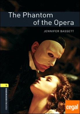 Oxford Bookworms 1. Phantom of th Opera MP3 Pack