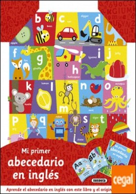 Mi primer abecedario en inglés