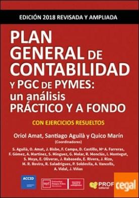 Plan General de Contabilidad y PGC de Pymes . Un análisis práctico y a fondo