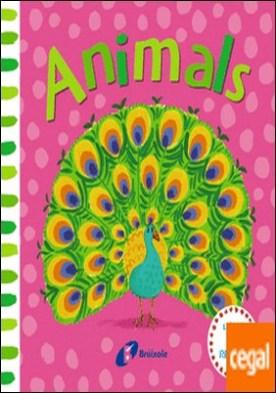 Llibre amb relleus. Animals por VV.AA.