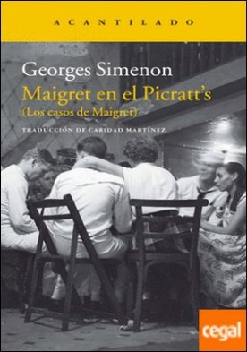 Maigret en el Picratt's . Los casos de Maigret
