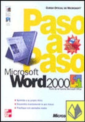 Microsoft Word 2000 paso a paso