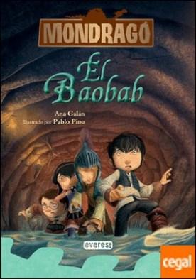 Mondragó. El baobab. Libro 3 . Mondrago