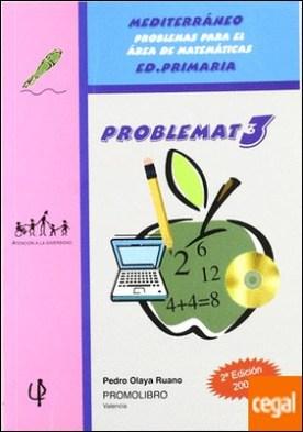 Mediterráneo, problemat 3, problemas para el área de matemáticas . Problemas para el Area de Matematicas