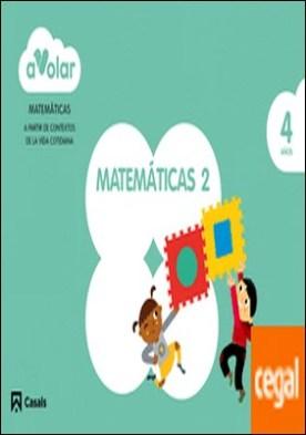 Matemáticas 2. 4 años. ¡A volar!