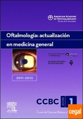 Oftalmología: actualización en medicina general. 2011-2012