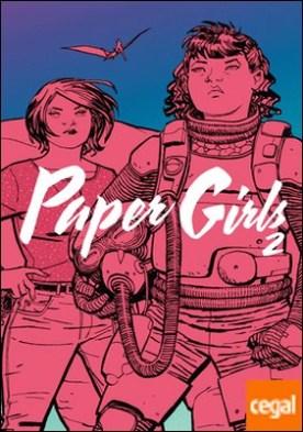Paper Girls Tomo nº 02
