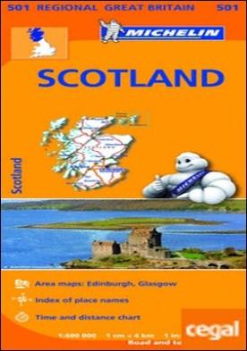 Mapa Regional Scotland (ESCOCIA)
