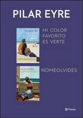 Mi color favorito es verte + Nomeolvides (pack)