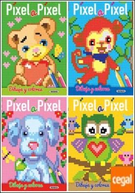 Píxel a píxel (4 títulos)