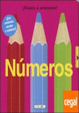Números . ¡Con divertidas solapas y lengüetas! por Todolibro, Equipo PDF