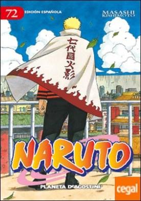 Naruto nº 72/72 (PDA)