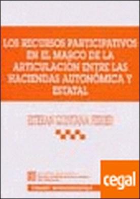 Los recursos participativos en el marco de la articulación entre las Haciendas a