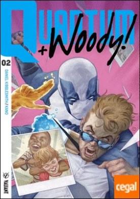 Quantum + Woody 2