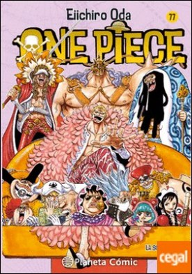 One Piece nº 77 . La sonrisa