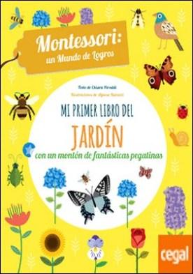 MI PRIMER LIBRO DE JARDIN (VVKIDS)