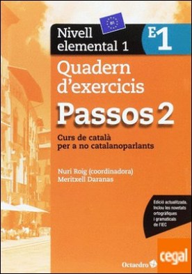 Passos 2. Quadern d'exercicis. Nivell elemental 1