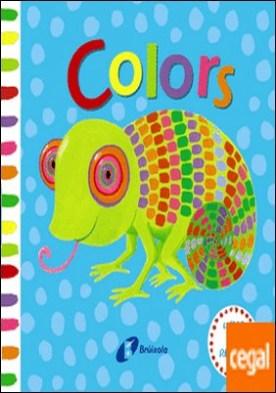 Llibre amb relleus. Colors