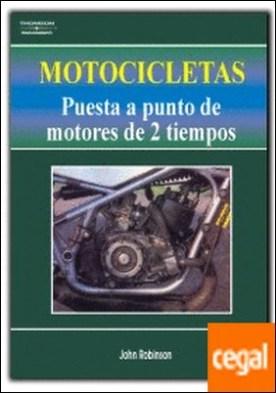 Motocicletas. Puesta a punto de motores de dos tiempos