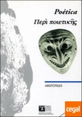 Poética, de Aristóteles por González Muñoz, Fernando (ed.) PDF