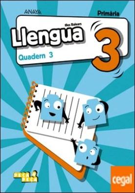Llengua 3. Quadern 3.