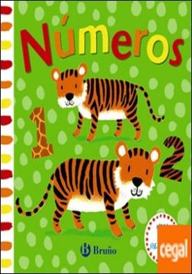 Libro con relieves. Números
