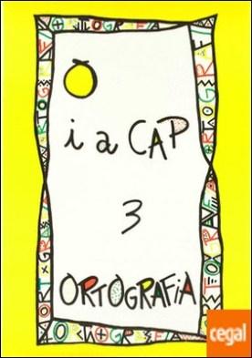 PUNT I A CAP 3 ORTOGRAFIA
