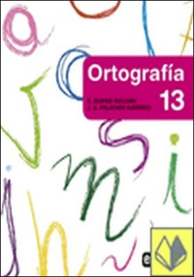 ORTOGRAFÍA 13