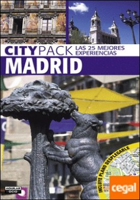 Madrid (Citypack) . (Incluye plano desplegable)