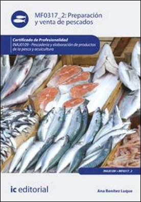 Preparación y venta de pescados