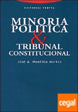 Minoría política y Tribunal Constitucional