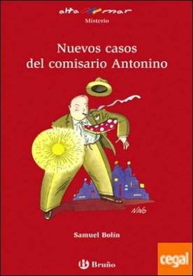 Nuevos casos del comisario Antonino