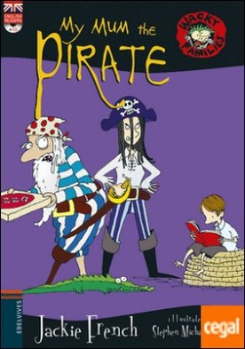 My Mum the Pirate + CD