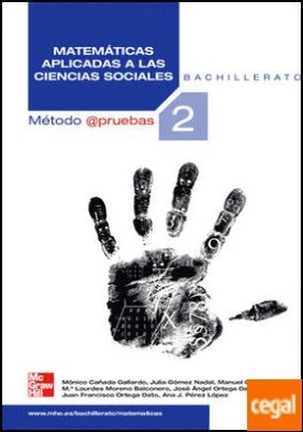 MATEMATICAS APLICADAS A LAS CIENCIAS SOCIALES. 2 . BACHILLERATO