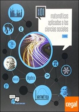Matematicas Aplicadas a las C. Sociales 1º Bachillerato