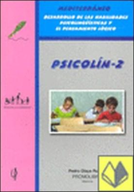 Mediterráneo, Psicolín 2, desarrollo de las habilidades psicolingüísticas y el pensamiento lógico . PENSAMIENT LOGICO. MEDITERRAENO