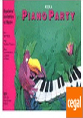 PIANO PARTY BOOK A. WP270