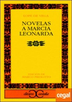 Novelas a Marcia leonarda por Vega, Lope, de PDF