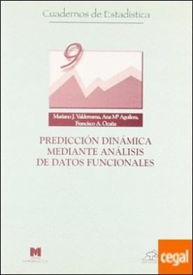 Predicción dinámica mediante análisis de datos funcionales