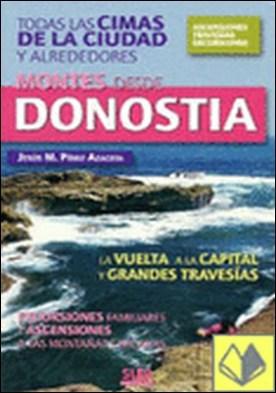MONTES DESDE DONOSTIA