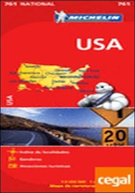Mapa National U.S.A. . 761 NATIONAL