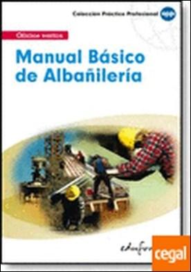 Manual básico de albañilería