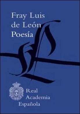 Poesía Fray Luis de León (Adobe PDF)