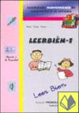 Leer bien 1 . Cuadernos Mediterráneo de Animación a la Lectura