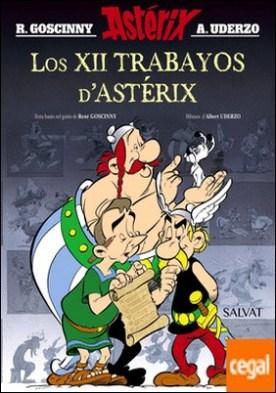 Los XII trabayos d'Astérix