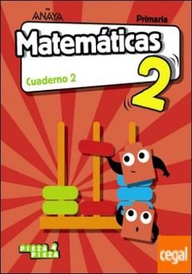 Matemáticas 2. Cuaderno 2.